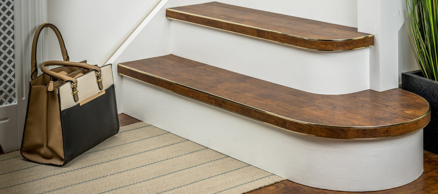 Stair Nosing Profile Bendybull For Curved Straight Steps Shop Here
