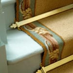 Stair sod brackets available from Carpetrunners.co.uk