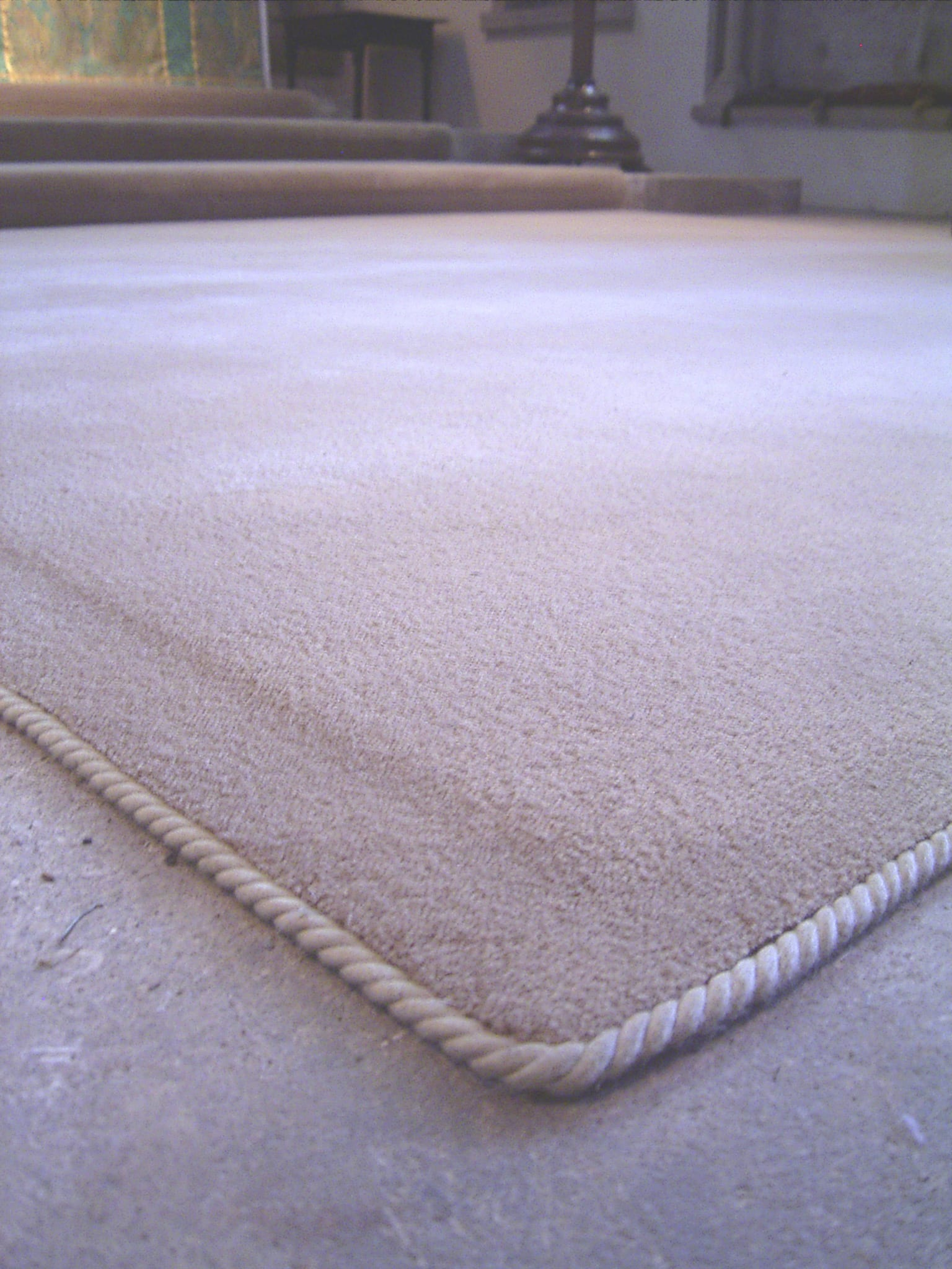 Binding Carpet To Make A Rug Images How Turn