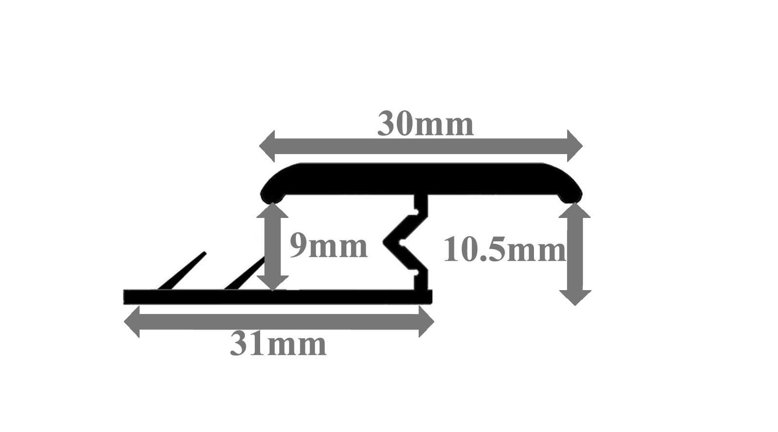 Premier Z transition strip diagram
