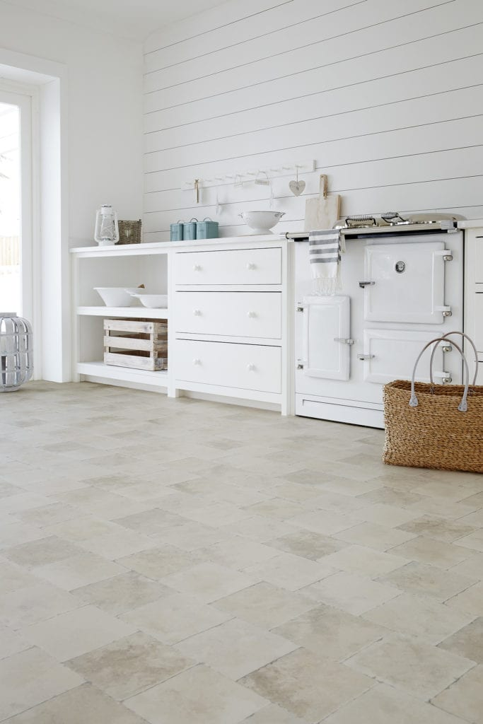 home decor ideas - Lino flooring