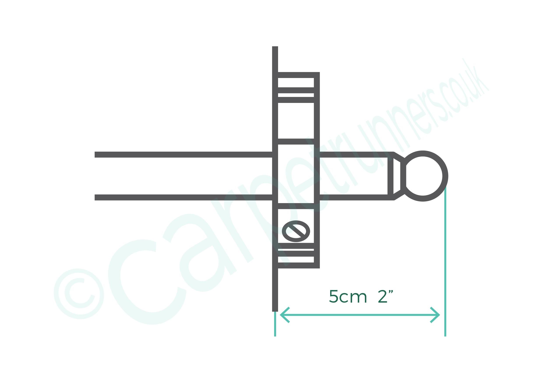 premier stair rods finial diagram. Black Bedroom Furniture Sets. Home Design Ideas