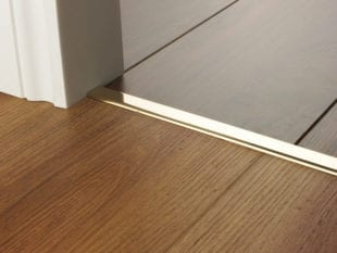 Premier Euro Floating floor trim for joining hard floors