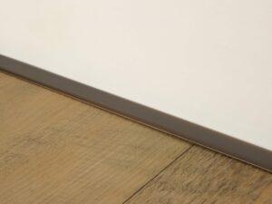 Premier Little Lips flooring trim, step edging, Bronze