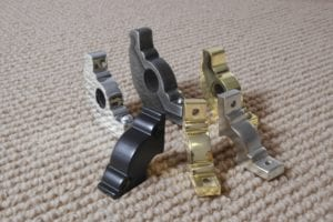 Stair Rod loose brackets - variety of finishes