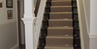 How to Choose the Right Stair Carpet Rods for your Staircase