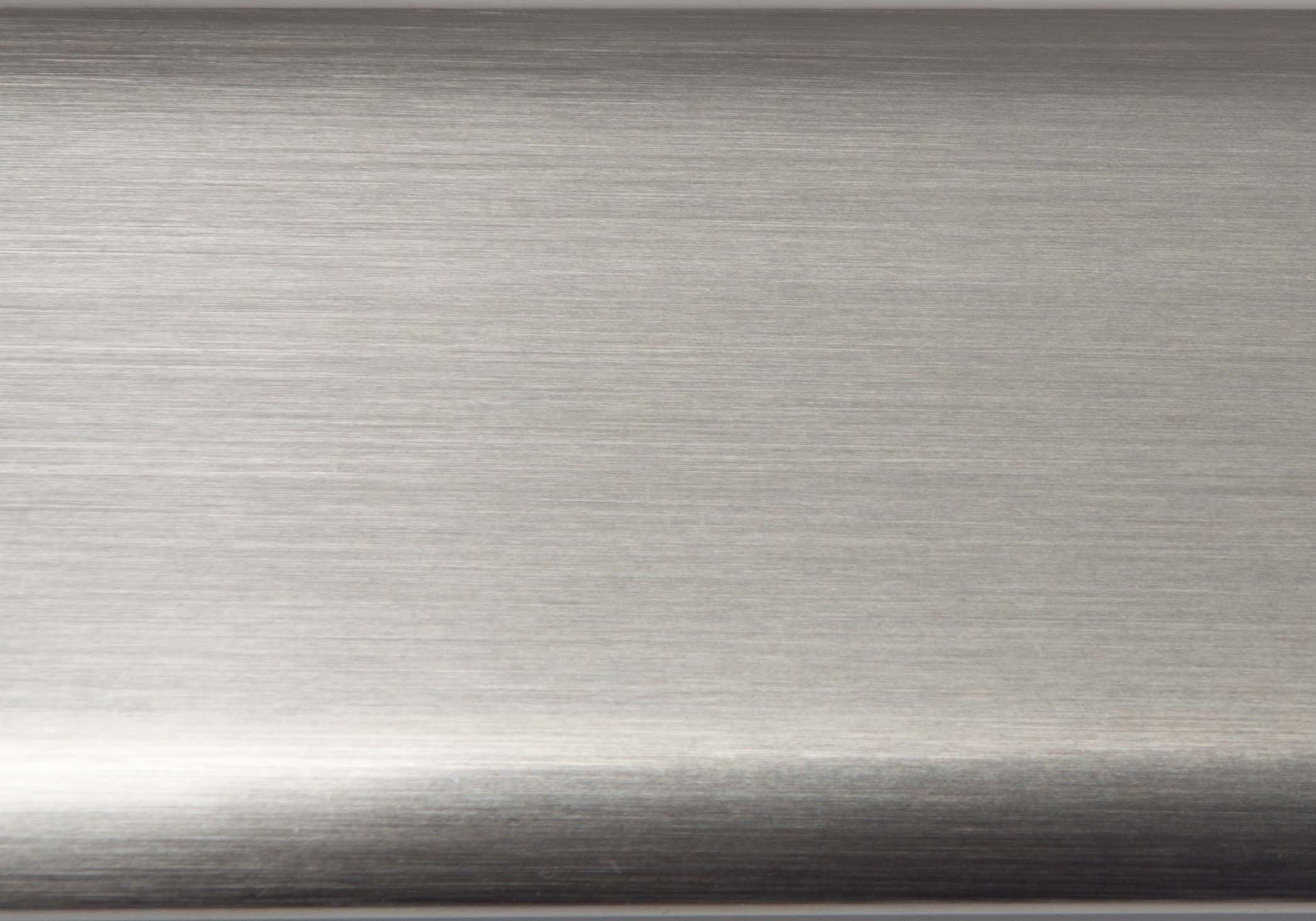 Satin Nickel door threshold
