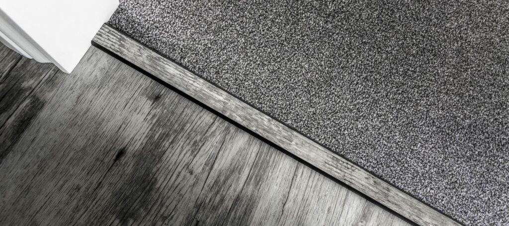 Vinyl to Carpet floor joiner Ali Z