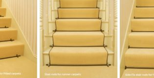 Modern Stair Carpet Rods: Frequently Asked Q&A
