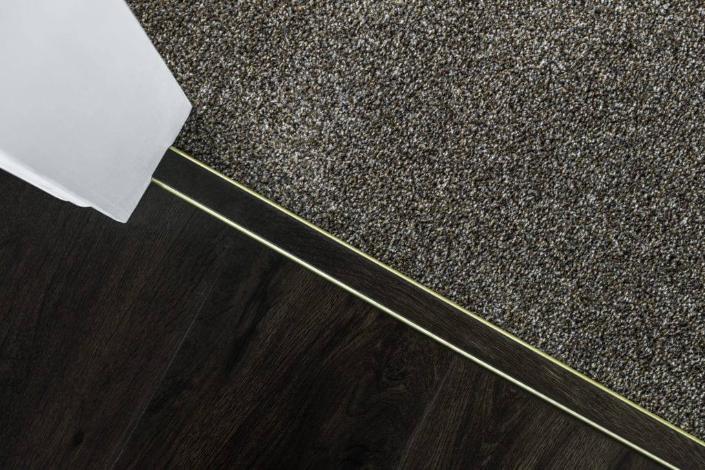 laminate door strips for joining to carpet