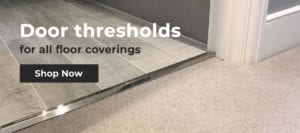 Button to link to shop for door threshold products