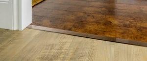 self-adhesive door thresholds strips in bronze
