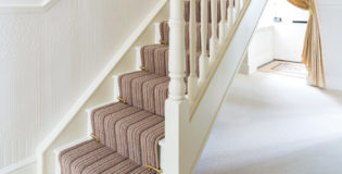 3 Fresh Ideas for Stair Carpet Runners this Spring